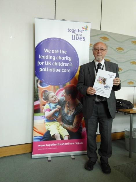 together for short lives Jim Dobbin MP